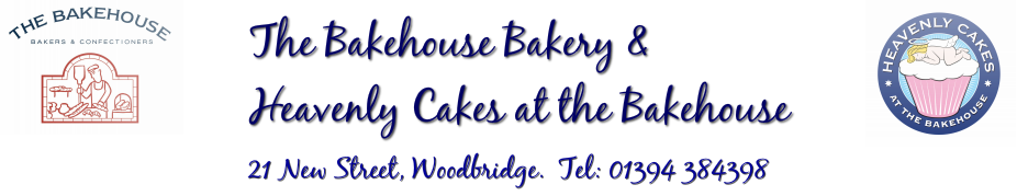 The Bakehouse Bakery &amp;<br />&nbsp;Heavenly Cakes at the Bakehouse